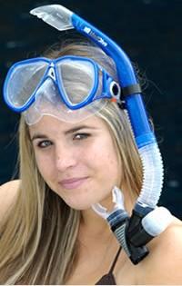 tuba de plongée pour asthmatique