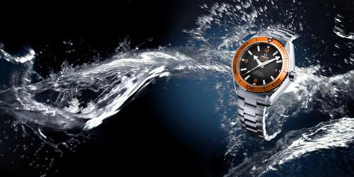 montre de plongée omega