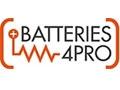 Batteries pour phares de plongée toutes marques